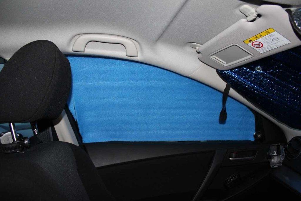 車中泊での寒さ対策